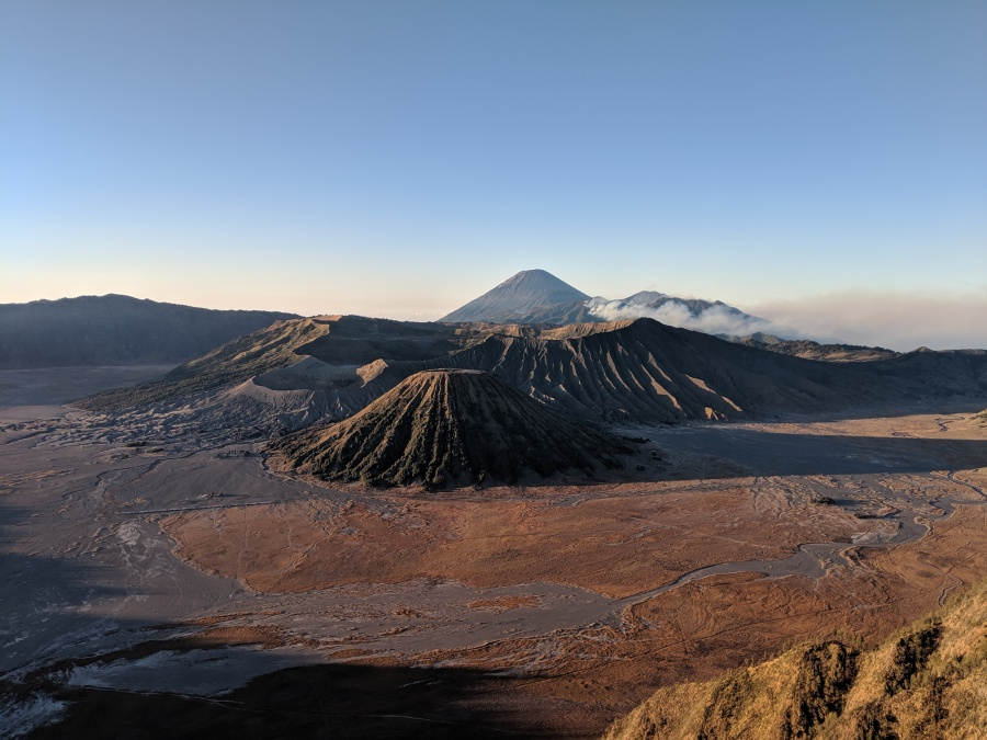 Mt Bromo at sunrise