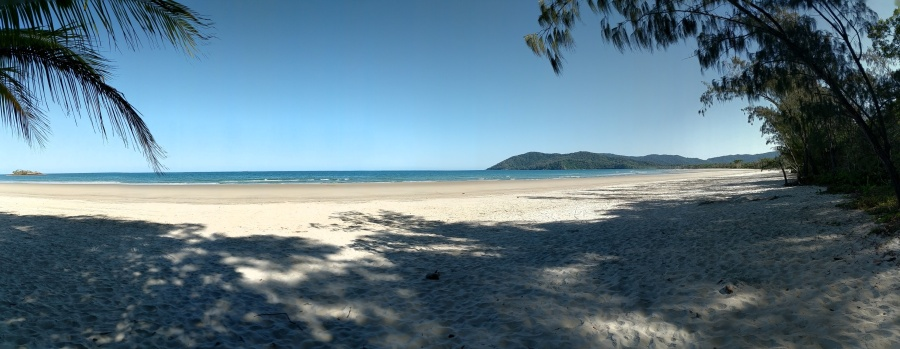 Four Mile Beach in Port Douglas
