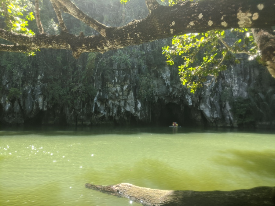 Entrance of the Puerto Princesa Subterranean River