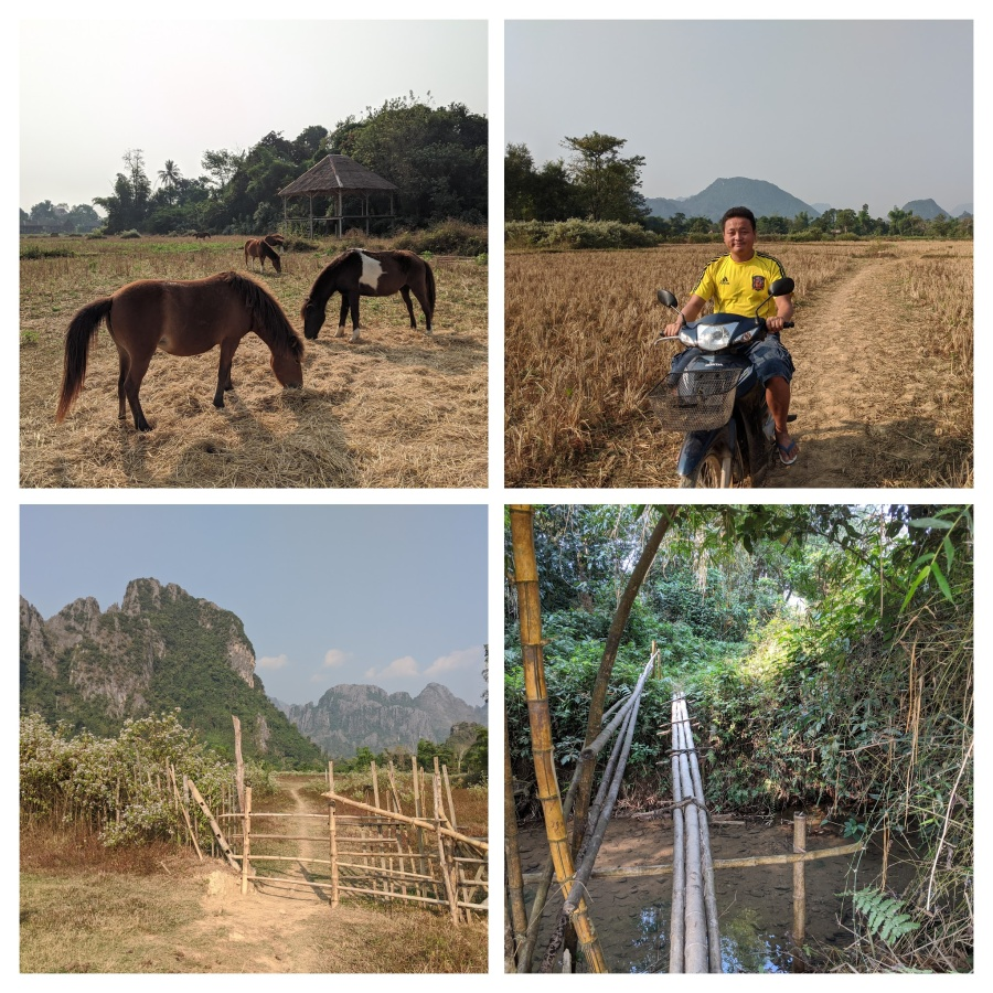 Country trails to Pha Ngern