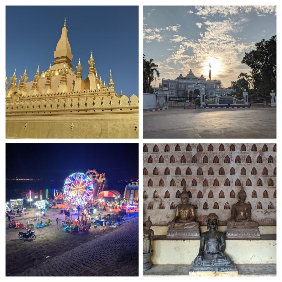 Vientiane Collage