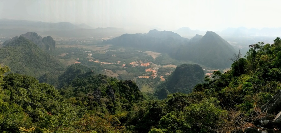 The View from Pha Ngern Viewpoint