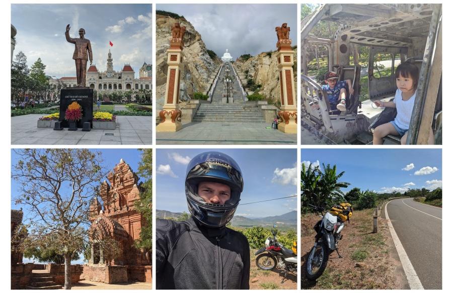 Saigon to Danang By Motorcycle