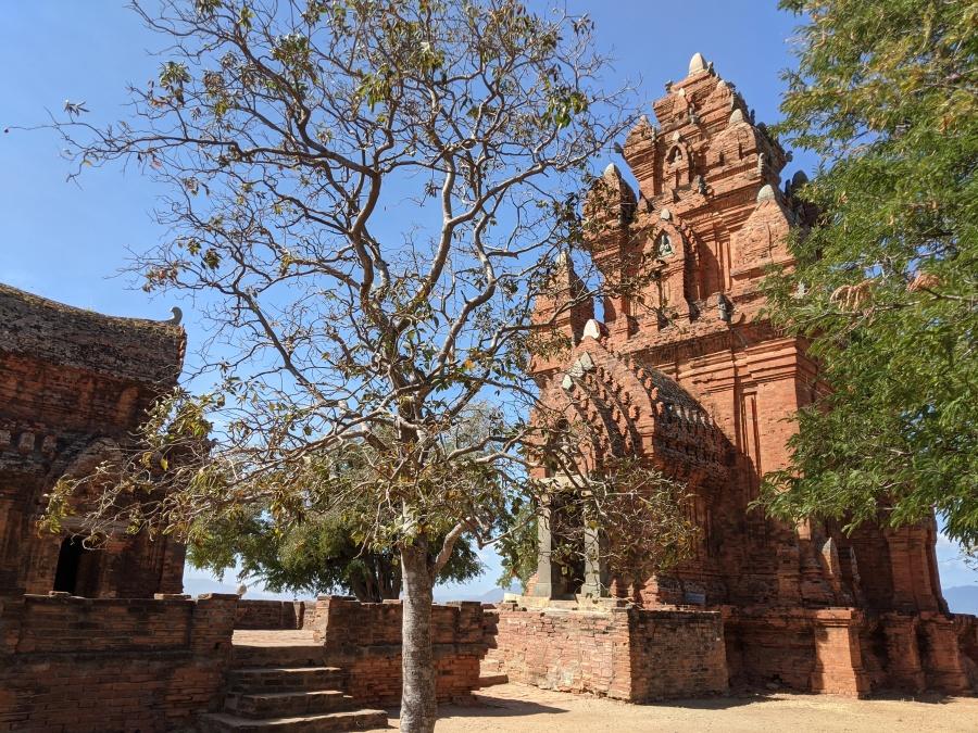 Kalan Po Klong Giarai in Phan Rang
