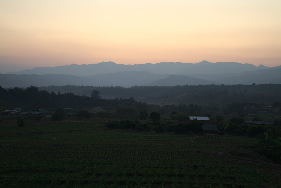 Countryside Near Doi Inthanon