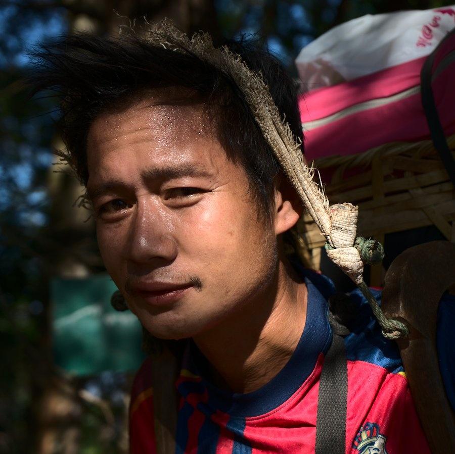 Porter at Doi Pui Co