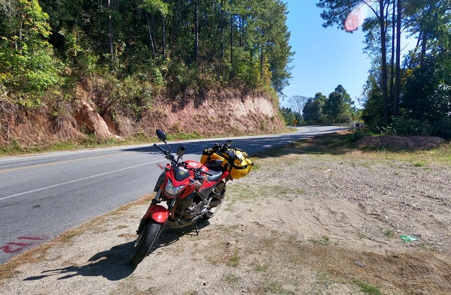 Motorcycling Thailand - The Mae Hong Son Loop... and Then Some!