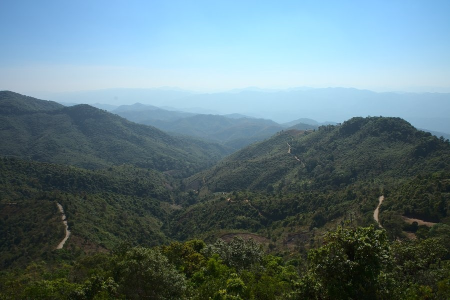 View from Doi Pui Co
