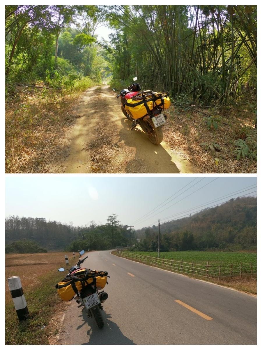 The Adventurous Road Between Lampang and Sukhothai